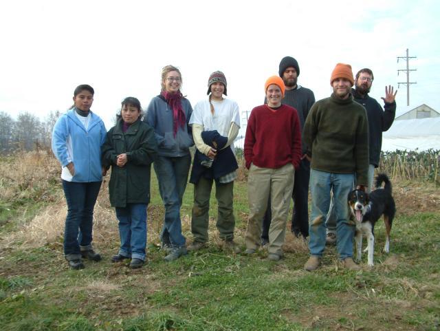2004 Farm Crew