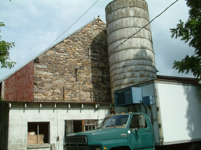 Barn & Truck